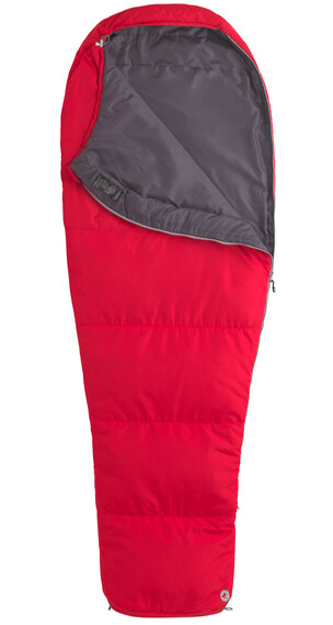 Marmot NanoWave 45 Sleeping Bag Long Team Red
